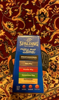 Spalding Basketball Gainesville, 20155