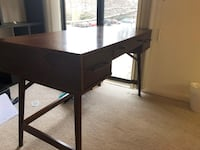 Like New Study Desk. Price Negotiable! null