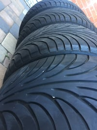 sumitomo tire set staggered size 18 Manassas, 20110