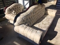 3 set couch with matching chair Toronto
