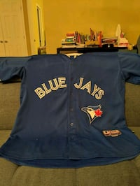 blue and yellow Los Angeles Dodgers jersey 705 km