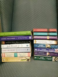 Books All for $5  Columbia, 38401