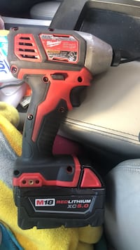red and black cordless hand drill San Jose, 95128