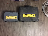 two black and gray car batteries Dallas