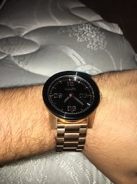 Primitive rose gold Nixon watch