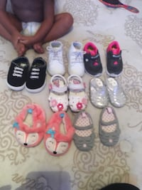 Baby shoes Brownsville, 78526
