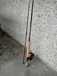 9ft fly rod Langley City, V3A 1E8