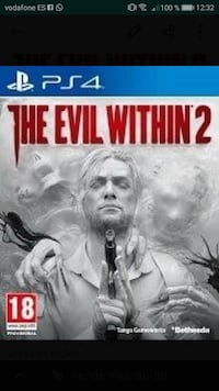 JUEGO THE EVIL WITHIN 2