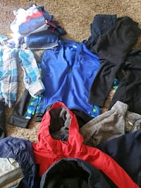 Boy's Clothing and Coats.