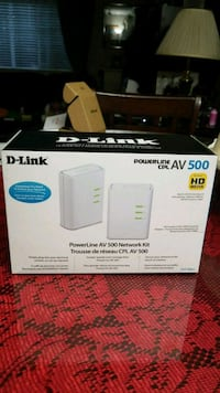 D-Link Powerline Av 500 Surrey, V3R 4R3