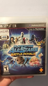sony ps3 playstation all-stars battle royale Long Beach, 90810