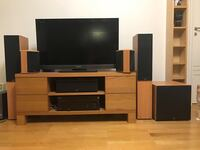 Sony Deck & Gale Surround Speaker System Stockholm, 165 60