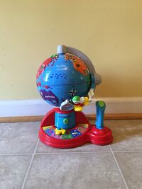 Vtech fly and learn globe  Aldie, 20105