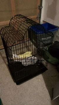 Parrot/large bird cage