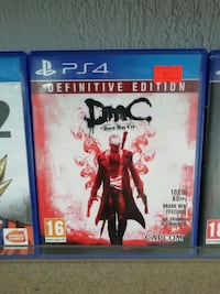 Devil May Cry Ps4 Oyun Izmir
