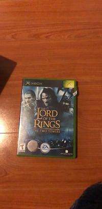 XBOX LORD OF THE RINGS Toronto, M1S 1V9