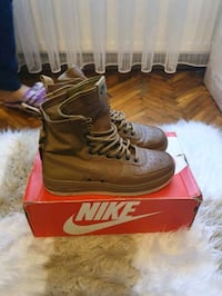 Nike special field airforce 38.5 Istanbul, 34087