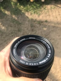 Canon 17-85 AF , Lens is sold as is lens is not fo