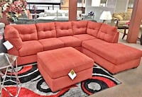 Brand New Ashley Sectional On Sale! New York, 11435