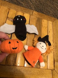 Halloween Finger Puppets Toronto, M9N 3L4