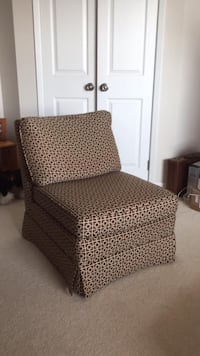 Boston Armless Chair - Recently Reupholstered London