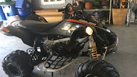 2008 can am ds450mx