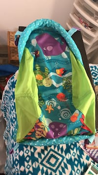teal and green ocean print bather Murfreesboro, 37128