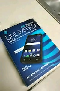 Alcatel idealXCITE phone and box! $100 ATLANTA