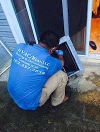 HVAC services in the DMV area commercial and residential Ellicott City