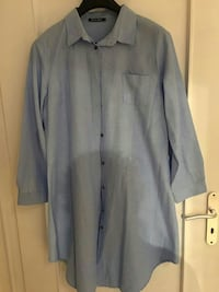graues Button-Up-Hemd Brühl, 50321