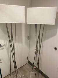 Tall lamps