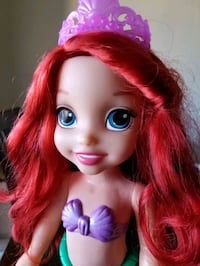 Ariel mermaid doll/Check out my other offers on my Montebello