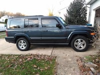 2007 Jeep Commander Sport 4X4 Laurel