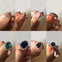 Charmed Aroma Rings