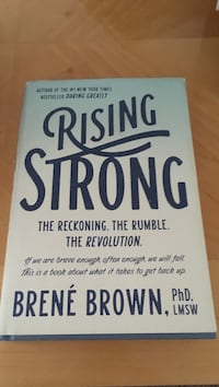 Rising Strong by Brene Brown Seattle, 98107