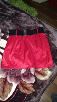 women's red skirt Calgary, T2T 4K6