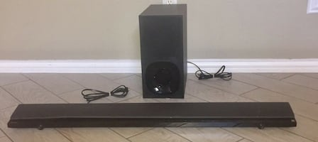Sony SA-NT5 Soundbar & Wireless Subwoofer