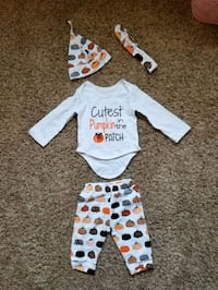 Baby outfit Manteca