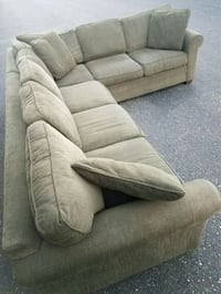 Sectional Couch with Pull Out Bed Bohemia, 11716