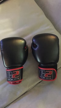 pair of black-and-red C2 training gloves Arlington, 22201
