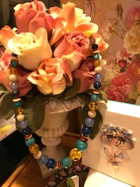 Pretty! Colorful Beaded Necklace Gainesville, 20155