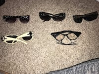 Five pairs of sunglasses Griswold, 06351