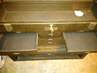Vintage Kennedy Tool Box Woonsocket, 02895