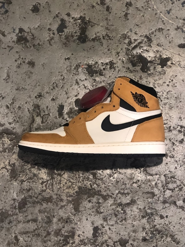 "f6bbeb55edb833 Used Air Jordan 1 ""ROTY"
