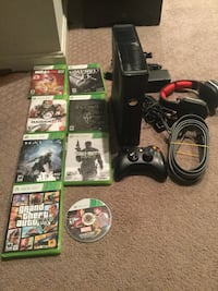 Xbox 360 All games and Accessories 67 km
