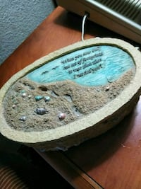 Footprints in the sand music jewelry box Bakersfield, 93309