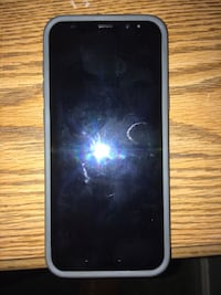 black Samsung Galaxy android smartphone Pineville, 71360