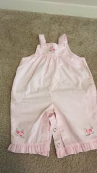 3mo carter's overalls