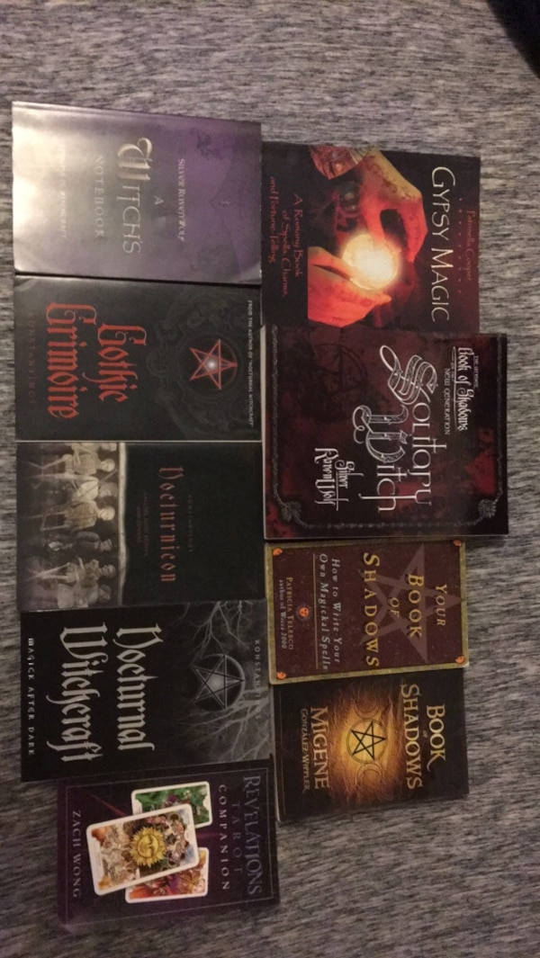 Used Spell books for sale in Madison - letgo