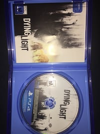 PS4 - Dying Light *Mint Condition* Edmonton, T5S 1T7